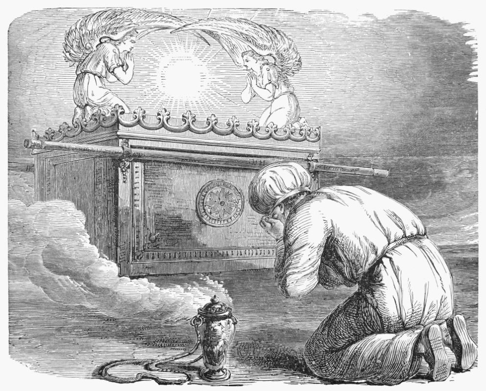 12 Facts about King Solomon's Temple King Solomon keep the ark