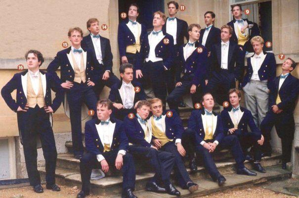 Secret Societies & Organizations similar to The Freemasons The Bullingdon club