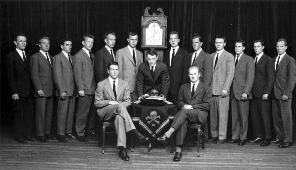 Secret Societies & Organizations similar to The Freemasons The Skulls and Bones