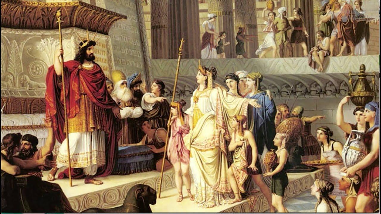 How Did King Solomon Die?