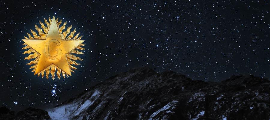 Blazing Star Masonic Island