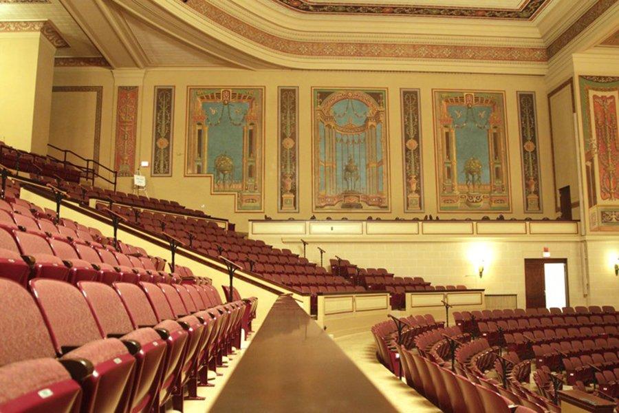 The Dayton Masonic Center