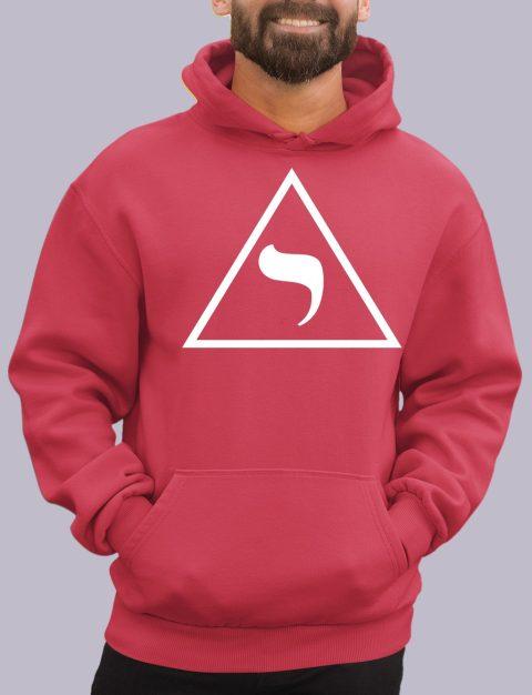 14th Degree Scottish Rite Masonic Hoodie 14th degree red hoodie
