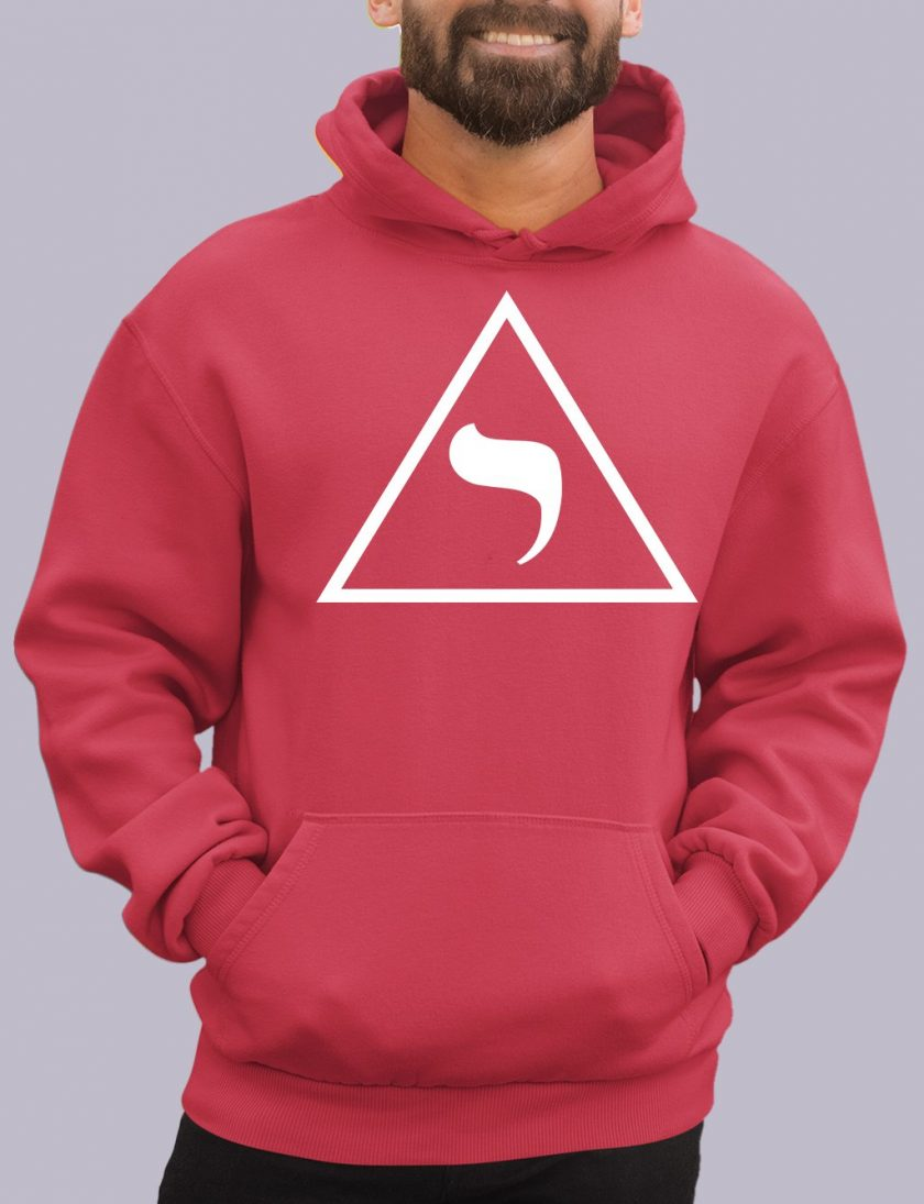 14th degree red hoodie