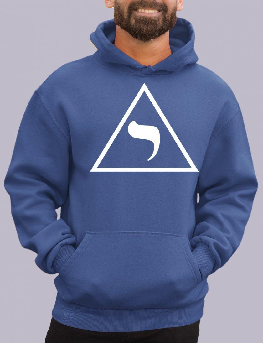 14th degree royal hoodie