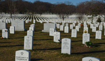 Arlington National Cemetery and Freemasonry: Revisited
