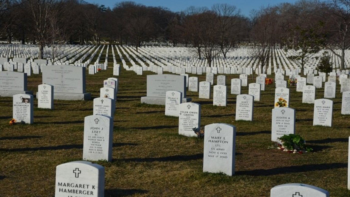 Arlington National Cemetery and Freemasonry- Revisited