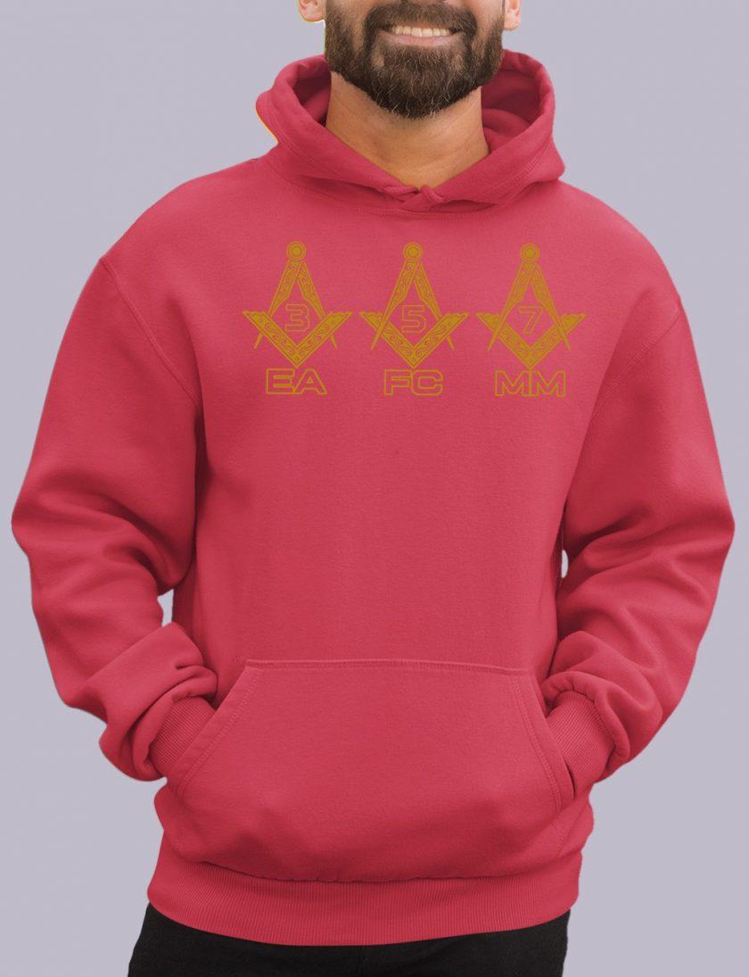 EA FC MM red hoodie