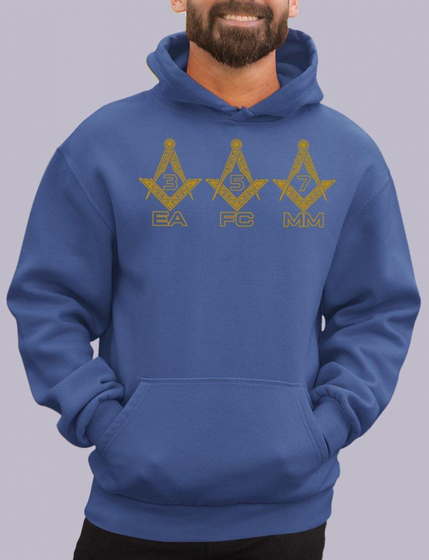 EA FC MM royal hoodie