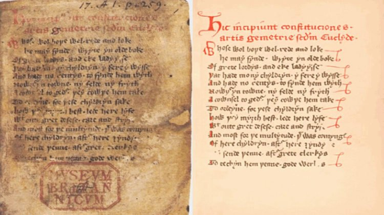 Regius Manuscript