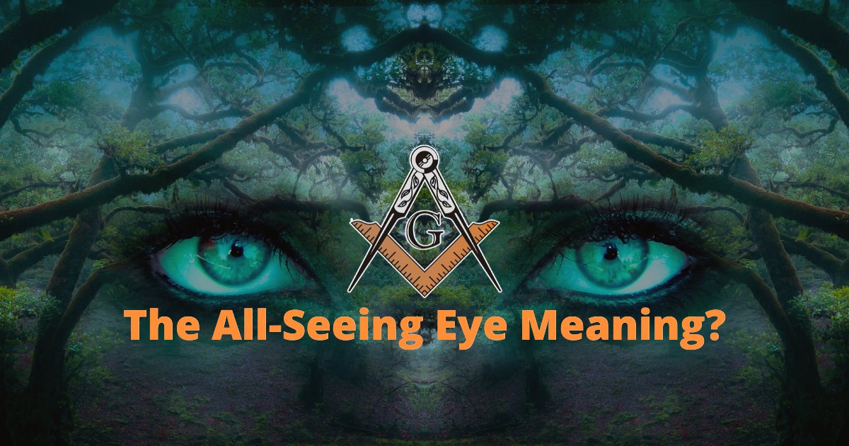 What Does the All Seeing Eye Mean?