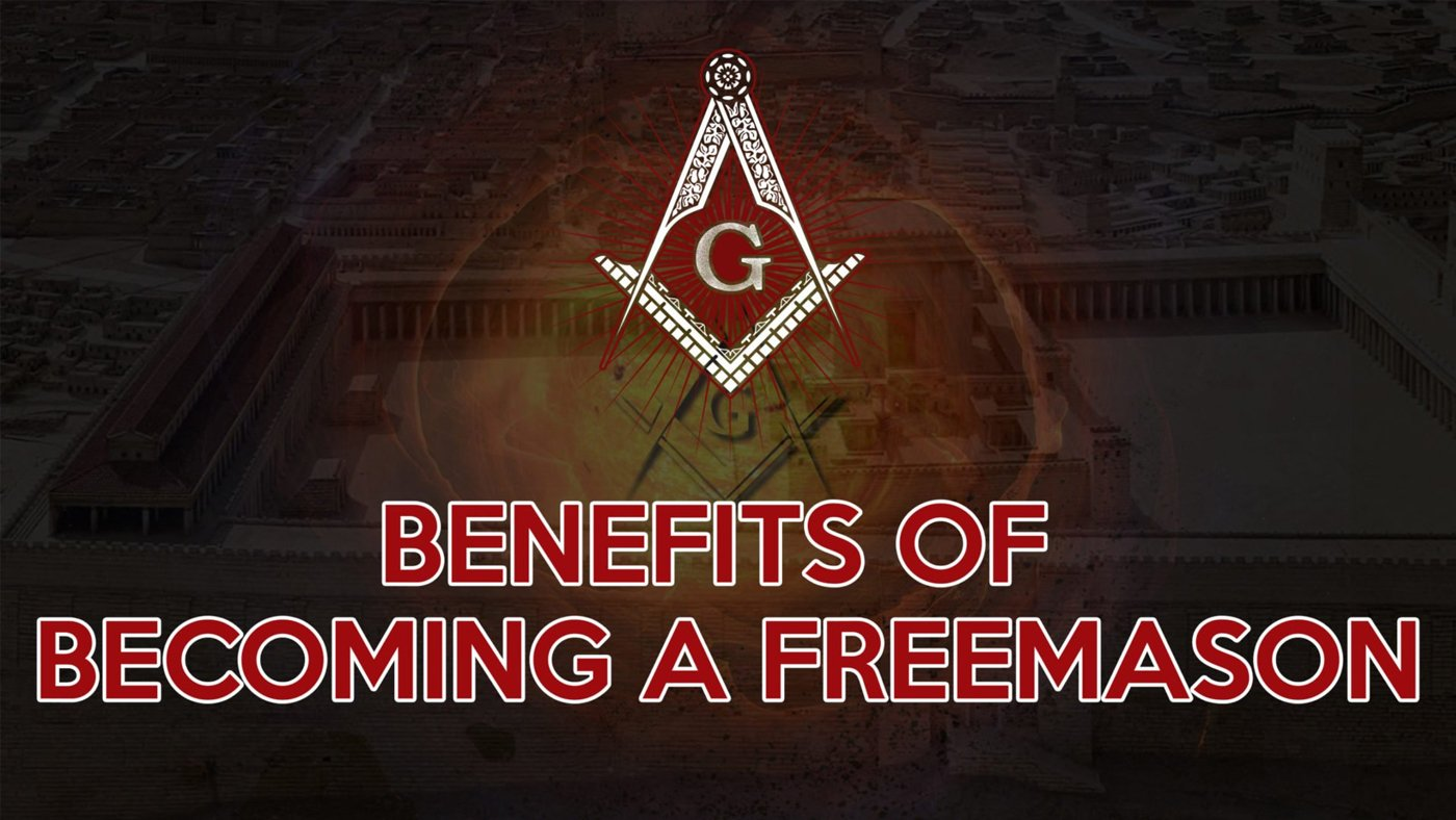 The Benefits of Joining Freemasonry