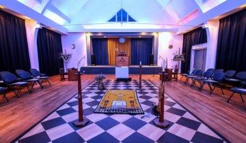 The Virtual Lodge Room: Freemasonry in Second Life (Masonic lodge room)