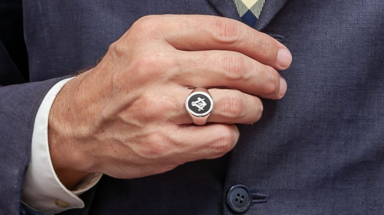 The Weight of a Masonic Ring