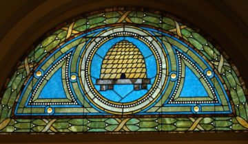 The Masonic Beehive and The Freemason's Apron
