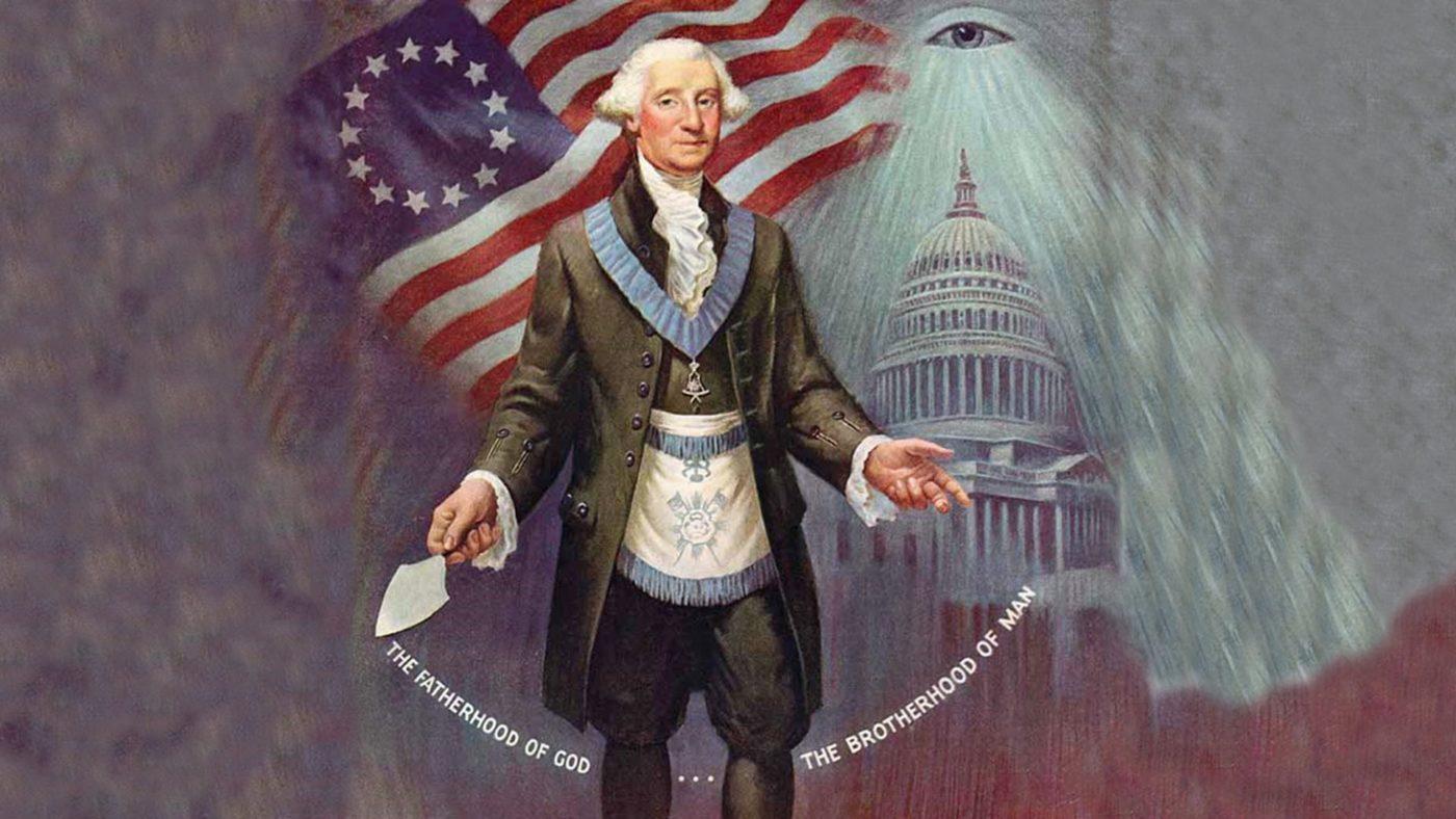 The need to wear masonic aprons by Freemasons