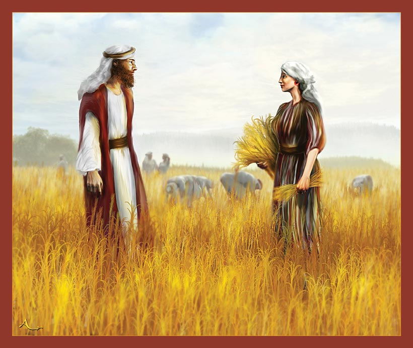 boaz-and-ruth