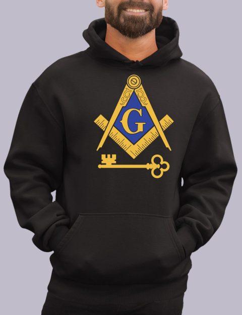 International Masons Masonic Hoodie international black hoodie 1