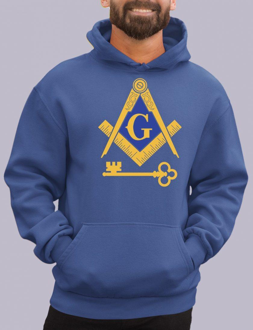 international royal hoodie