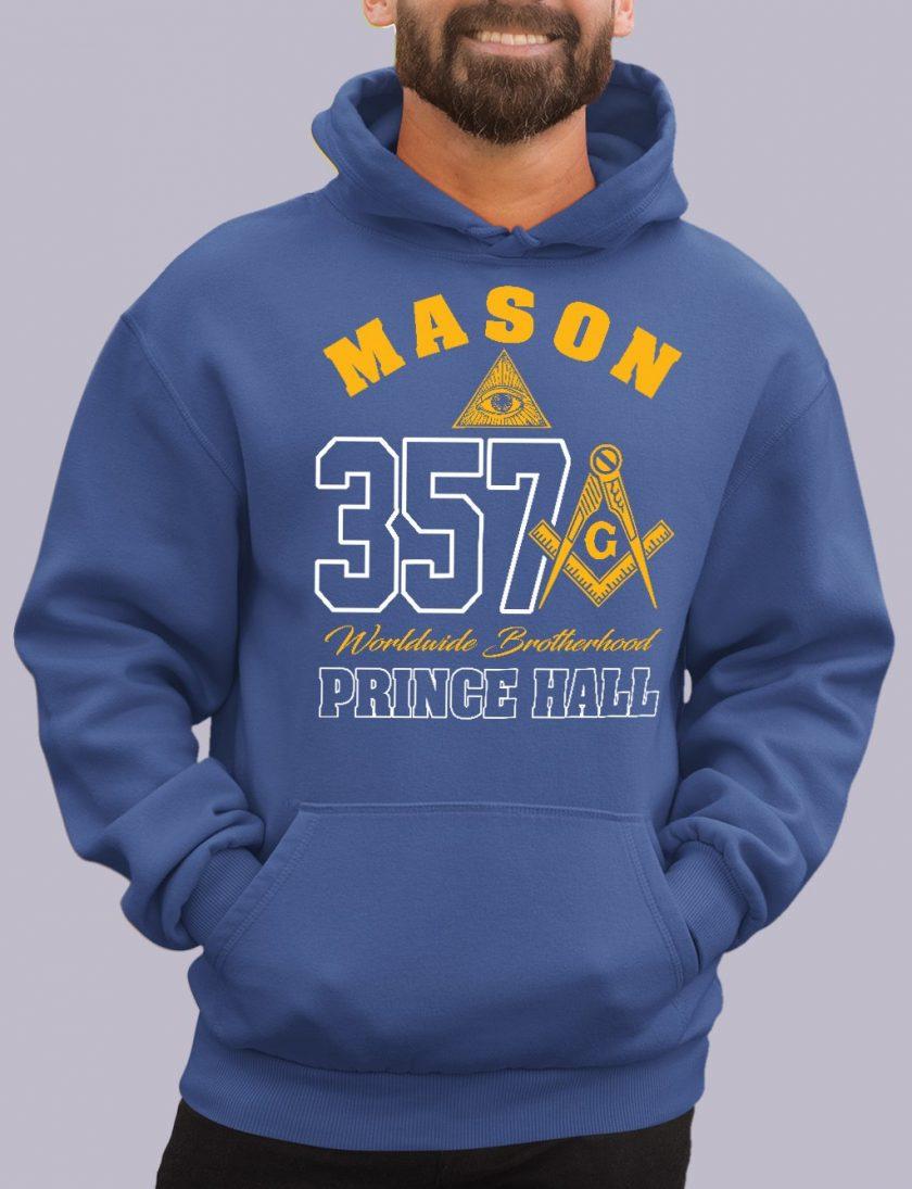 mason 357 ph royal hoodie