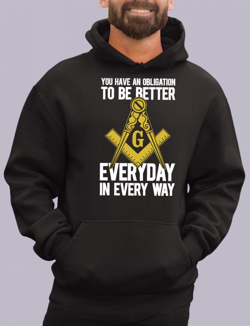 obligation black hoodie 1