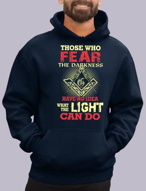 Light Can Do Hoodie light can do navy hoodie 1