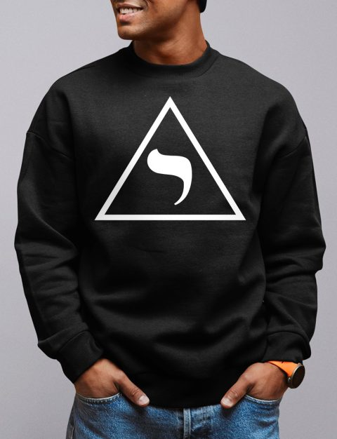 14th Degree Scottish Rite Masonic Sweatshirt 14th degree black sweatshirt