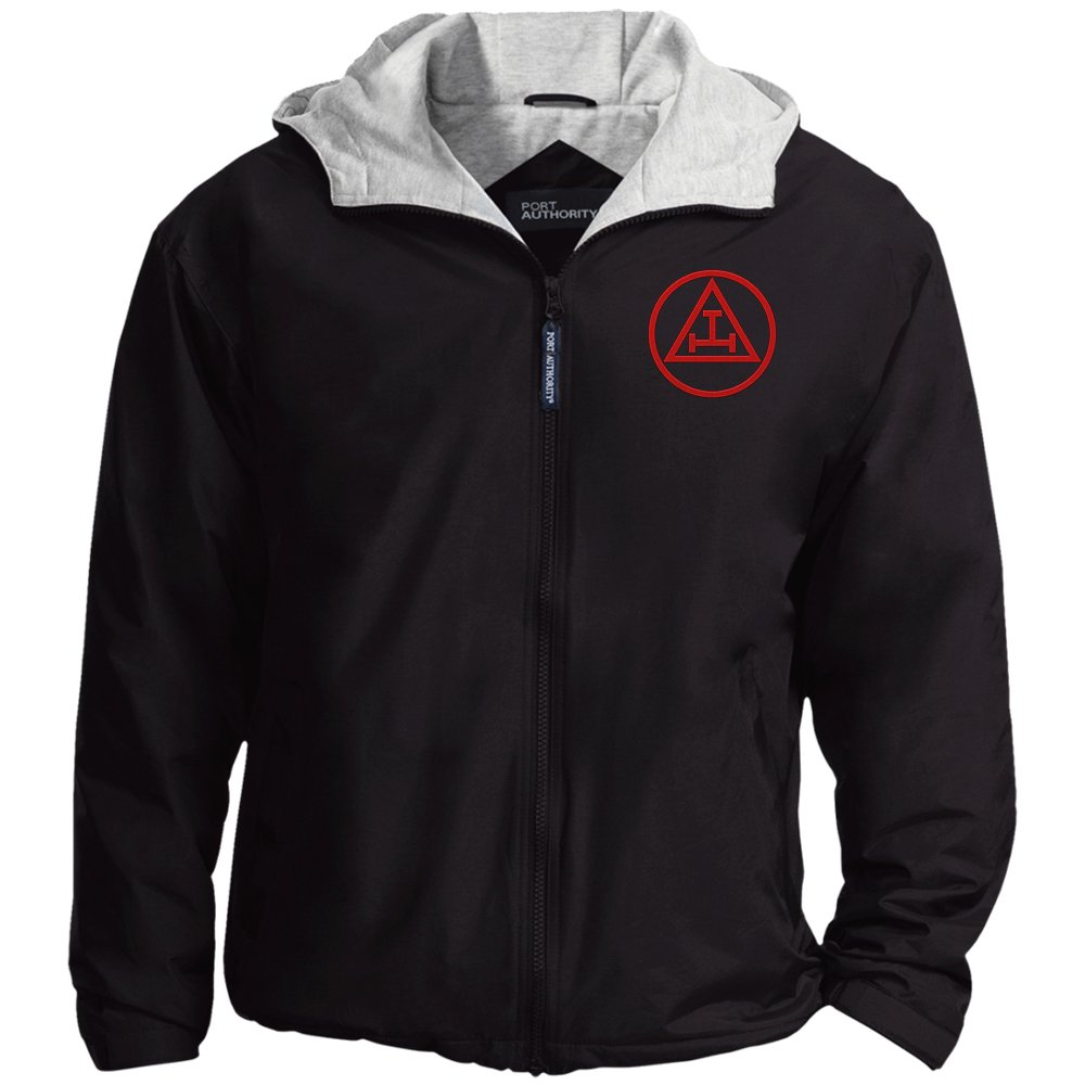 Royal Arch Embroidery Masonic Jacket black