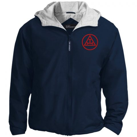 Royal Arch Embroidery Masonic Jacket 4 navy