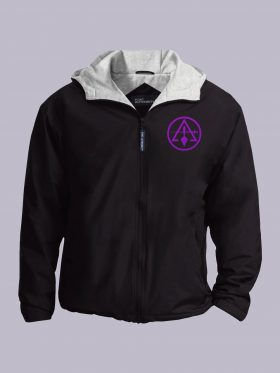 Royal & Select Masters Masonic Jacket black