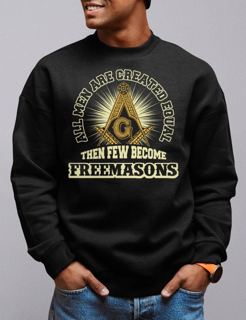 all men black sweatshirt
