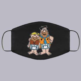 Home fred and burney masonic face mask