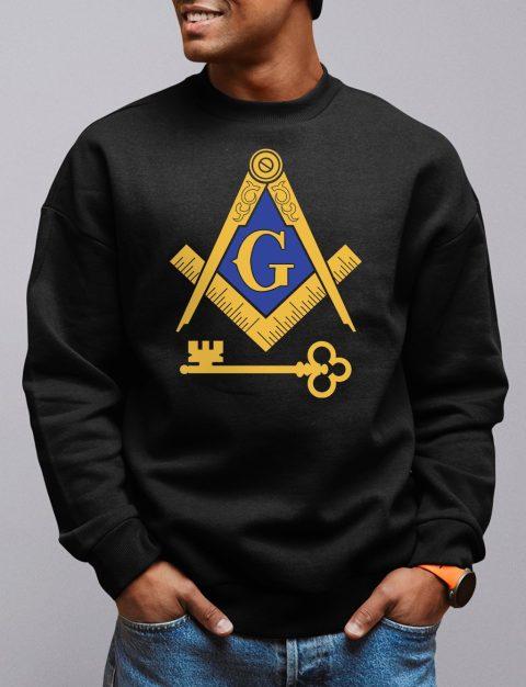 International Masons Sweatshirt international black sweatshirt