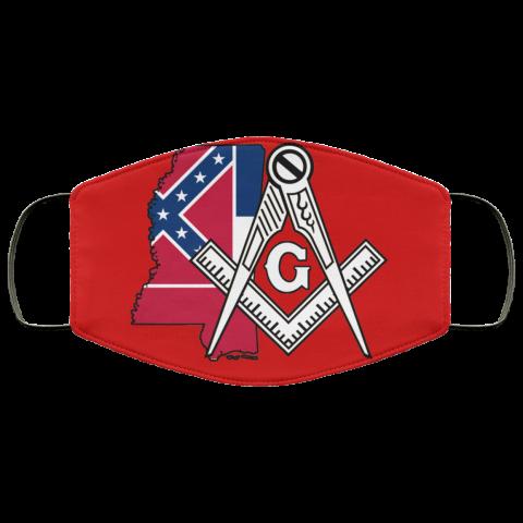 Mississippi Masonic Face Mask redirect 130