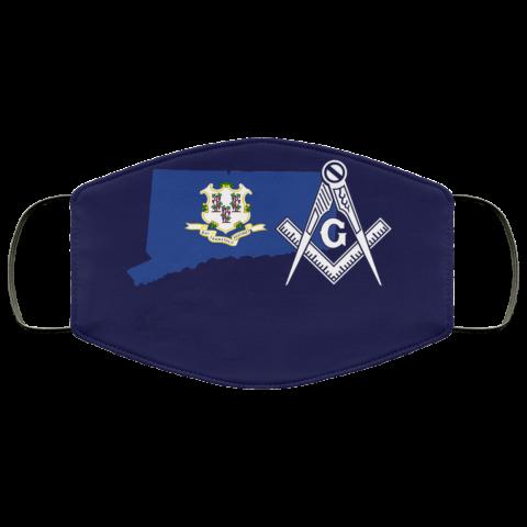 Connecticut Masonic Face Mask redirect 157