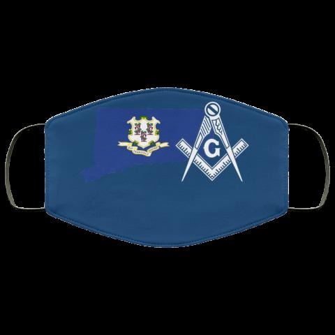 Connecticut Masonic Face Mask redirect 159