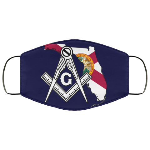 Florida Masonic Face Mask redirect 181