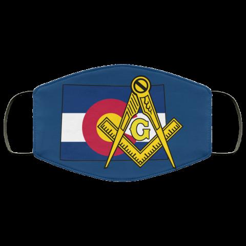 Colorado Masonic Face Mask redirect 191