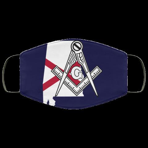 Alabama Masonic Face Mask redirect 193
