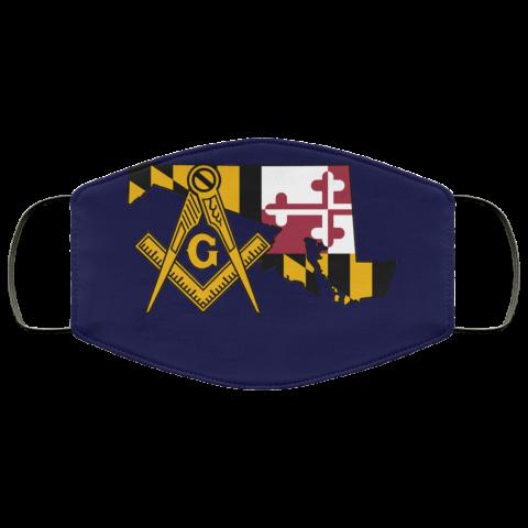 Maryland Masonic Face Mask redirect 197