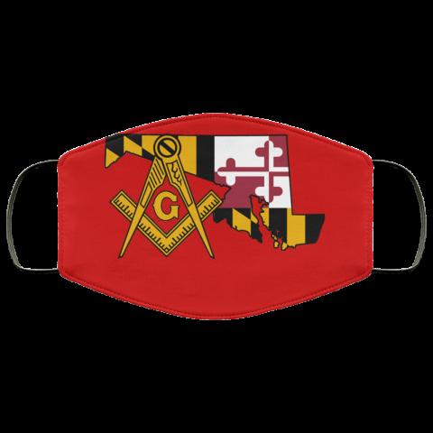 Maryland Masonic Face Mask redirect 198