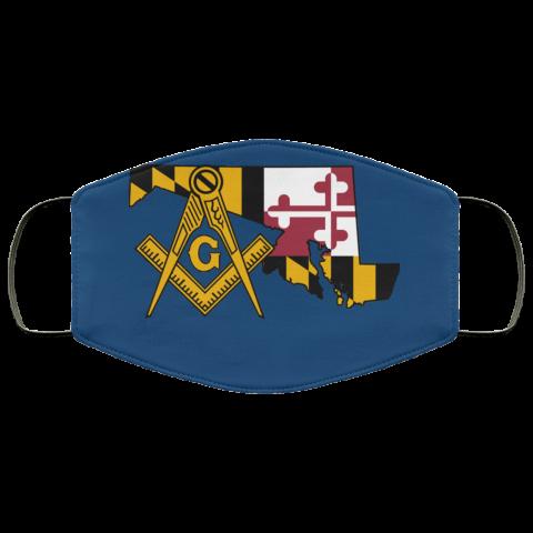 Maryland Masonic Face Mask redirect 199