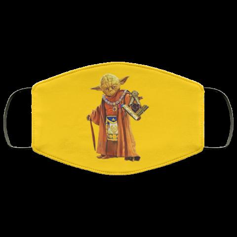 Master Yoda Masonic Face Mask redirect 246