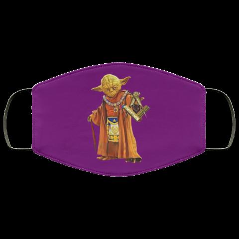 Master Yoda Masonic Face Mask redirect 249