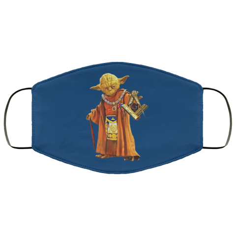 Master Yoda Masonic Face Mask redirect 251