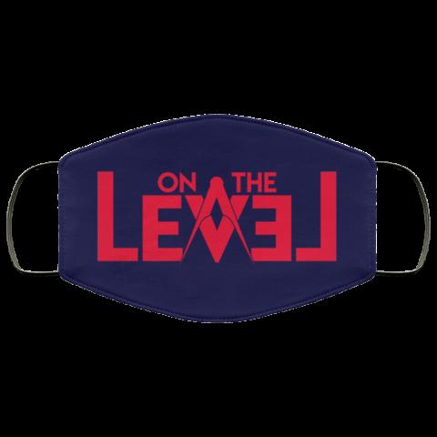 On The Level Masonic Face Mask redirect 260