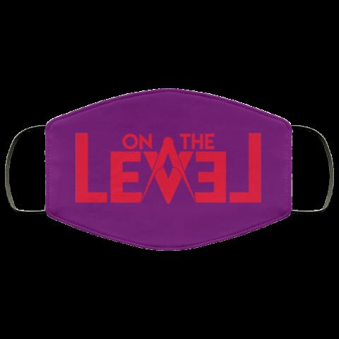 On The Level Masonic Face Mask redirect 261
