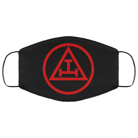 Royal Arch Masonic Face Mask redirect 271