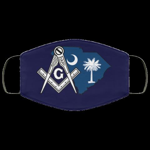 South Carolina Masonic Face Mask redirect 29