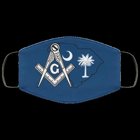 South Carolina Masonic Face Mask redirect 31